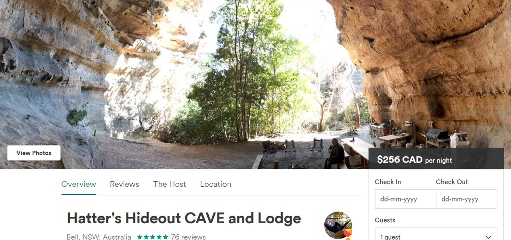 airbnb_cave
